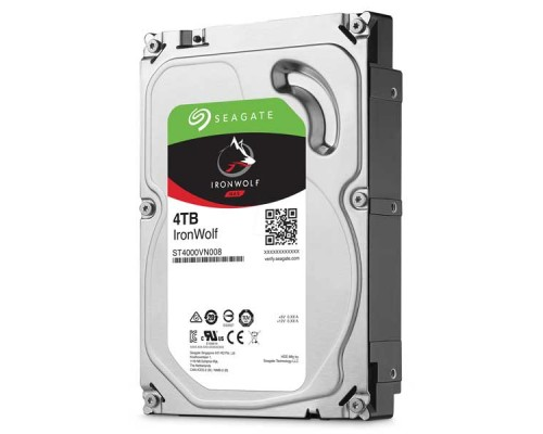 "HDD Seagate Ironwolf 4TB-ST4000VN008-SATA3-3.5""-NAS-3Y"