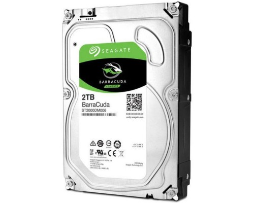 "HDD Seagate Barracuda 2TB-ST2000DM006-SATA3-3.5""-2Y"
