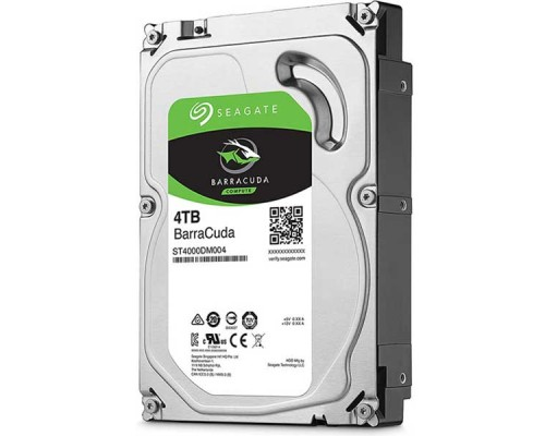 "HDD Seagate Barracuda 4TB-ST4000DM004-SATA3-3.5""-2Y"