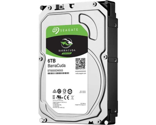 "HDD Seagate Barracuda 6TB-ST6000DM003-SATA3-3.5""-2Y"