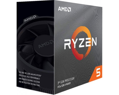 CPU AMD Ryzen 5 3600 100-100000031BOX-Box-3Y