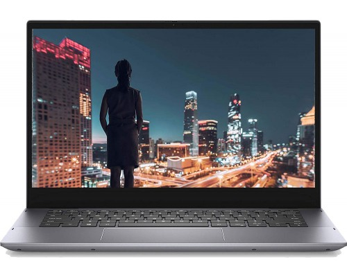 Notebook Dell Inspiron 5406 2in1 14.0''-FHD-Touch-i5-1135G7-8GB-256GB SSD-Iris Xe Graphics-W10-Pro-1Y