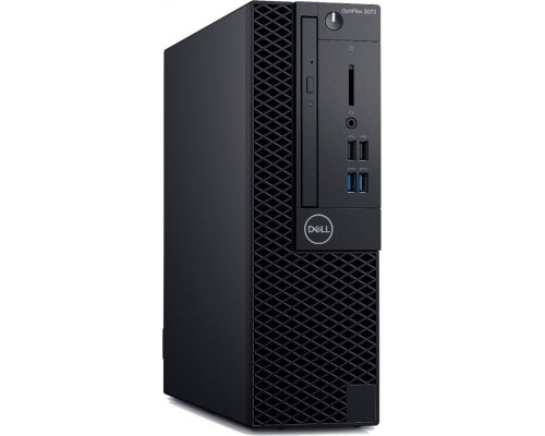 PC Dell Optiplex 3070 SFF i3-9100-4GB-1TB-UHD630-DVDRW-W10Pro-1Y