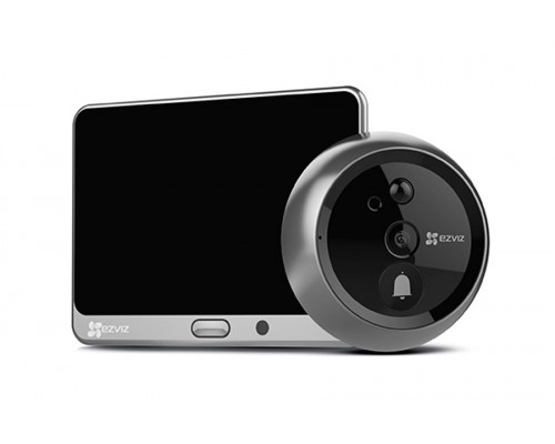Camera EZVIZ CS-DP1-A0-4A1WPFBSR Smart-Doorbell-720p-Indoor-Home-Use-IR-PIR