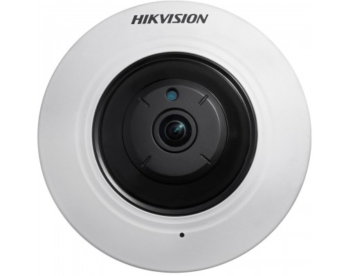 Camera Hikvision DS-2CC52H1T-FITS 5 MP-Indoor-Fixed-Fisheye Camera-2Y