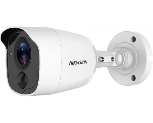 Camera Hikvision DS-2CE11D8T-PIRL 2MP-Ultra Low Light-PIR-Fixed-Mini Bullet Camera-2Y