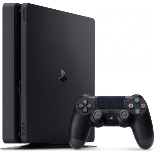 Console Playstation 4 Slim 500GB Black