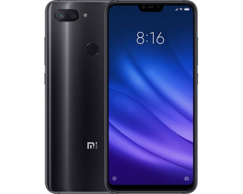 Smartphone Xiaomi Mi 8 Lite 4GB/64GB-Dual-SIM-Global-Version