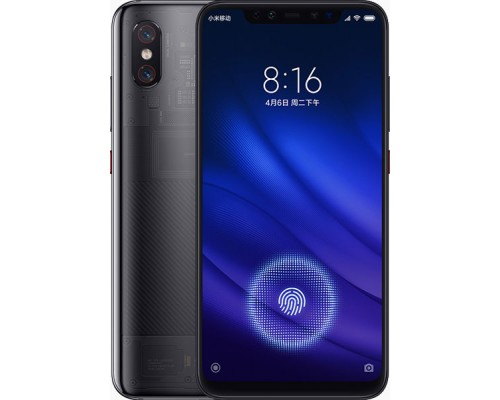 Smartphone Xiaomi Mi 8 Pro 8GB/128GB-Dual-SIM-Global-Version