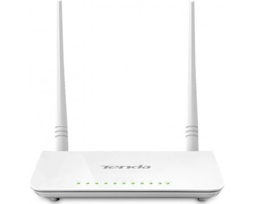 Modem Router Tenda D301 Wireless N300 ADSL2+