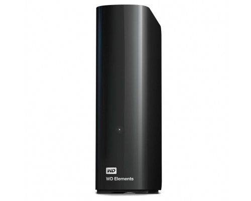 External HDD Western Digital Elements Desktop 6TB-WDBWLG0060HBK-USB