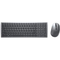 Desktop Set Dell Multi-Device Wireless Keyboard and Mouse Combo KM7120W-2.4GHz-Bluetooth® 5.0-3Y