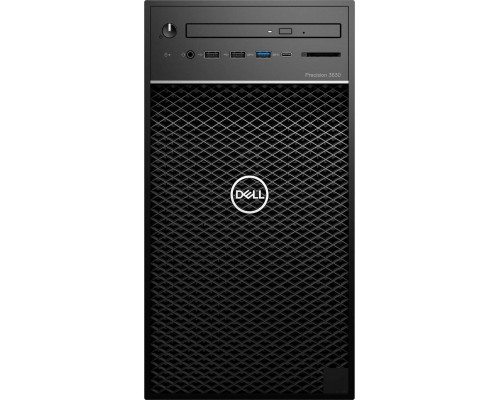 Workstation Dell Precision 3630 MT i5-9500-8GB-256GB SSD-Quadro P620 2GB-DVDRW-W10Pro-5Y