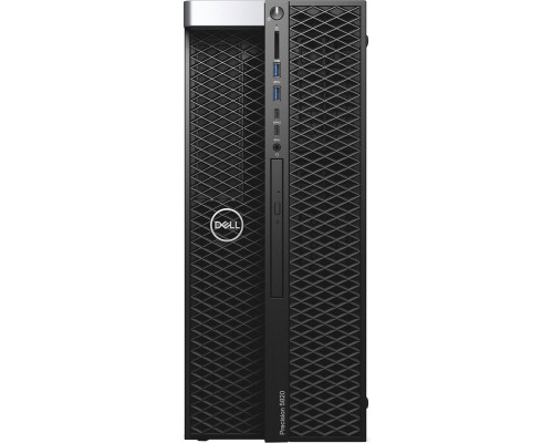 Workstation Dell Precision 5820 MT Xeon W-2123-16GB-512GB SSD-2TB HDD-Quadro P2000 5GB-DVDRW-W10Pro-5Y