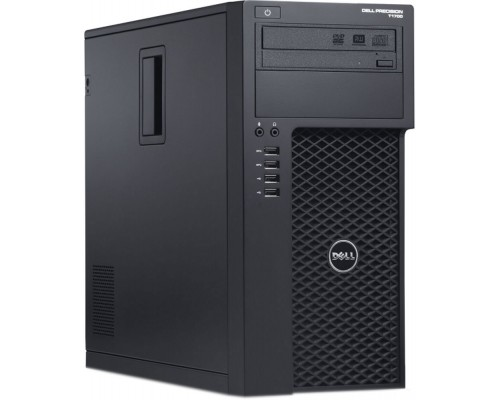 Refurbished Workstation Dell Precision T1700 MT i7-4770-8GB-500GB HDD-Quadro-K600-1GB-DVDRW-W10-2Y